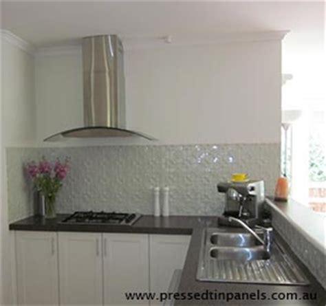 Tin Tiles For Backsplash In Kitchen kitchen splashbacks
