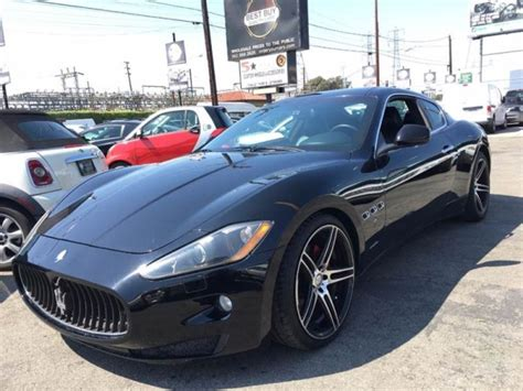 Used Maserati Los Angeles by Used Maserati Granturismo For Sale In Los Angeles Ca U