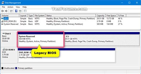 install windows 10 legacy bios check if windows 10 is using uefi or legacy bios windows