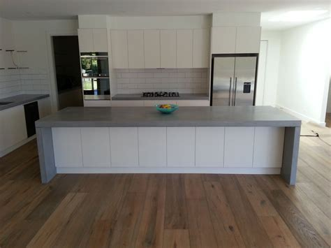 cement bench tops concrete bench tops melbourne