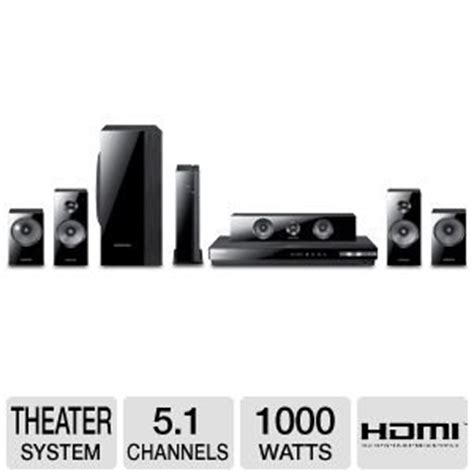 samsung 5 1 channel wireless 3d home theater