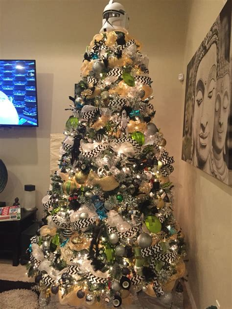 best 25 star wars christmas tree ideas on pinterest