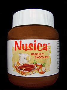 Crumpy Duo Hazelnut Spread craving for inexpensive alternative to nutella the belly talks