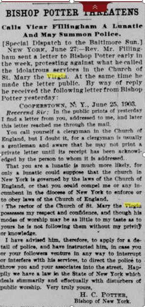 Plain-Talking Bishop | Leon J. Podles :: DIALOGUE