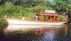 party boat hire stratford upon avon thames electric launch company
