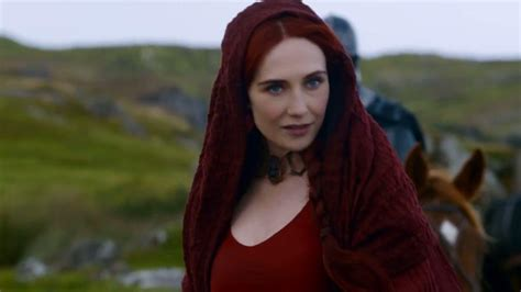 who is the lady in the game of war advert game of thrones what s melisandre up to ign video