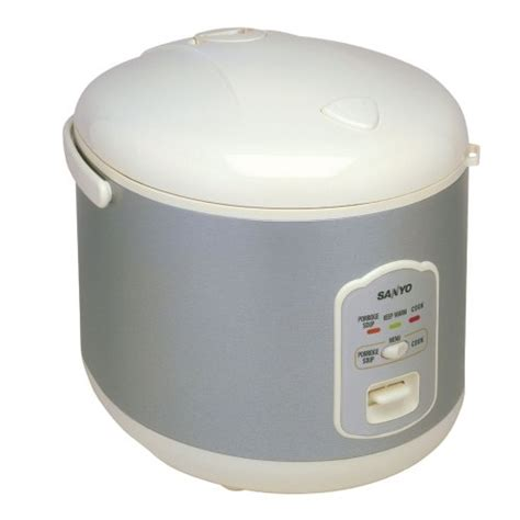 Rice Cooker Sanyo sanyo ecj n55w review best rice cooker