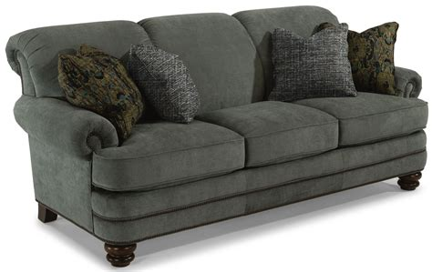 bay bridge sofa flexsteel frontroom furnishings