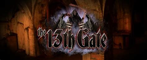 13th gate haunted house 7 the 13th gate america s best haunted houses usa s 13 scariest haunted houses