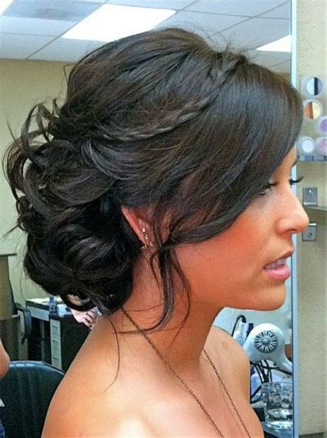 medium length hairstyles for fine hair updo 17 best ideas about fine hair updo on pinterest updos
