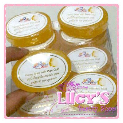 Sabun Honey k sabun honey plus gold lusin lucybeautyshop