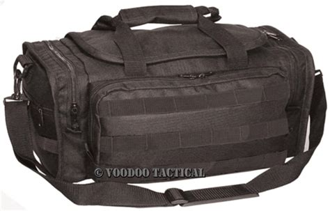 how to make molle gear voodoo tactical large molle compatible range responder bag