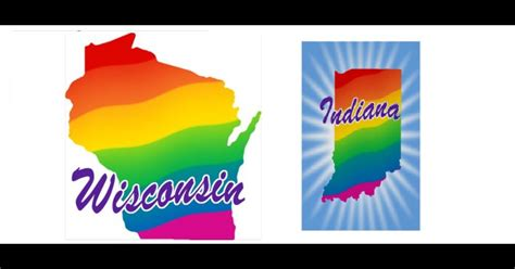 Indiana Appellate Court Search Appeals Court Wisconsin And Indiana Marriage Bans Unconstitutional Glaad