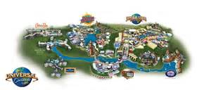 Universal Orlando Resort Map by Scroll To Explore