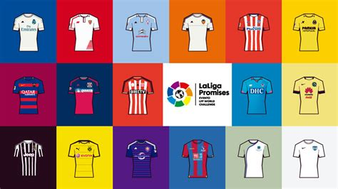 Calendario Liga De Futbol Profesional Liga Promises 183 Xx Torneo Internacional Laliga Promises