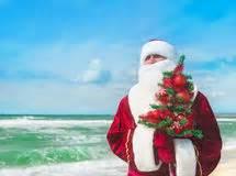Santa Claus Family New Year Kaos Natal T Shirt tropical stock photo image of 11307752