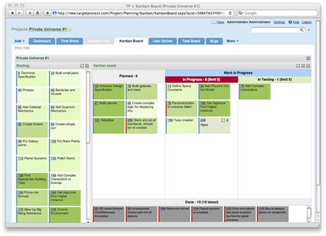 Supply Chain Management Kanban Just In Time Production Kanban Excel Template