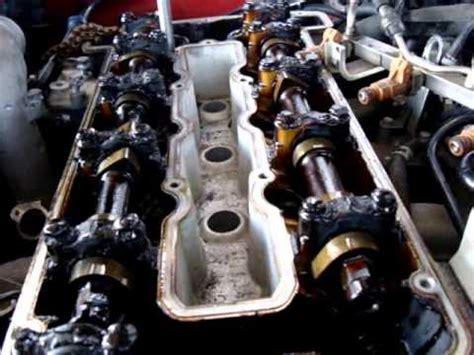 saab   head gasketsludge repair youtube