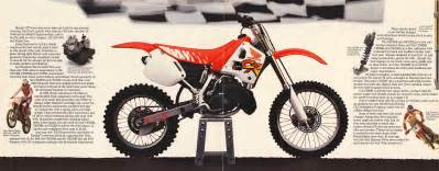 1991 honda cr 500 submited images