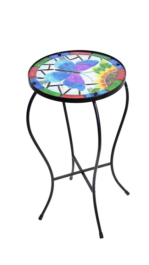 glow in the paint kmart alpine corporation butterfly glow in the plant stand