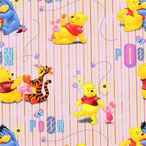 Decoration Tigrou by Tissu D 233 Coration Disney Tigrou Winnie L Ourson