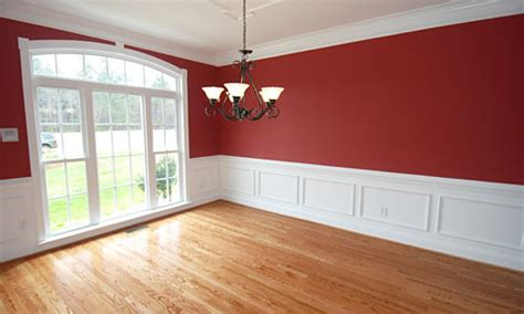 how to paint a room red red dining room paint this photo is of a dining room