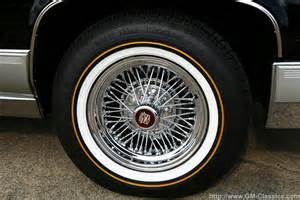 Cadillac Vogue Rims Cadillac White Wall Tires For Sale
