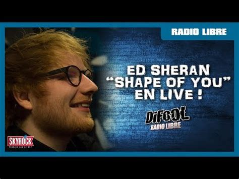download mp3 ed sheeran songs download ed sheeran shape of you en live dans la radio