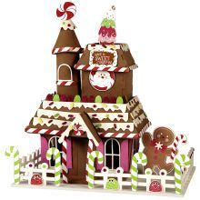gingerbread house kit michaels 1000 images about gingerbread tree on pinterest gingerbread houses walmart and