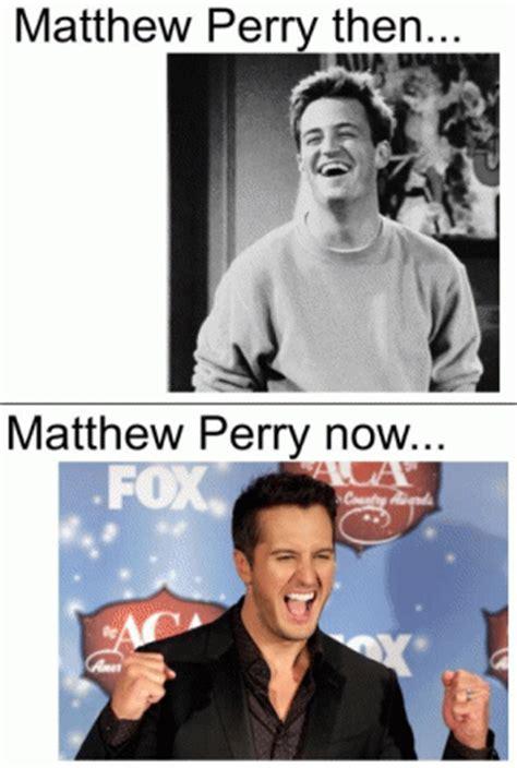 Perry Meme - matthew perry jokes kappit