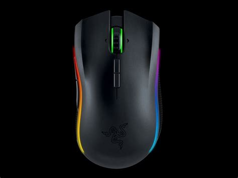 razer mamba gaming mouse promises   super