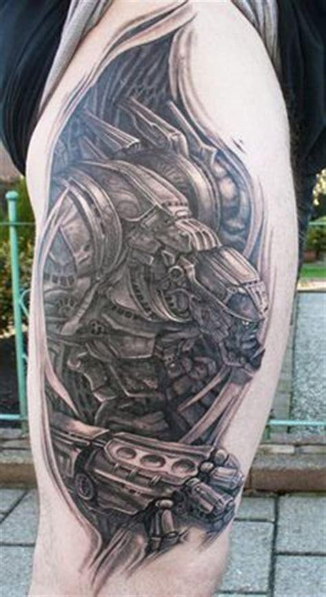 tattoo 3d robot tattoo idea on pinterest geek tattoos 3d tattoos and robots