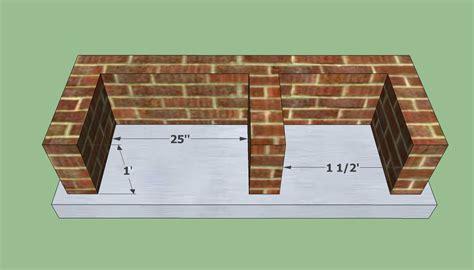 build pit base barbeque brick pit base taş kaplama bricks