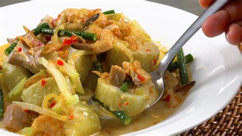 resep lontong sayur masak  hari