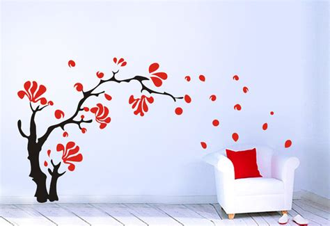 asian wall stickers nature wall decal flower nursery wall decal removable vinyl asian wall decals other metro