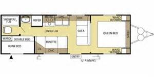 26 Foot Travel Trailer Floor Plans by 2011 Forest River Wildwood X Lite T26bhxl Trailer