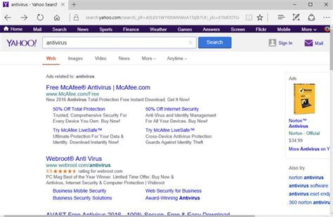 yahoo email virus 2015 how to remove search yahoo com adware virus removal guide