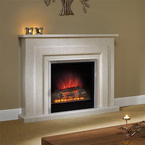 Electric Marble Fireplace by Elgin And Farnham Marble Electric Fireplace Suite
