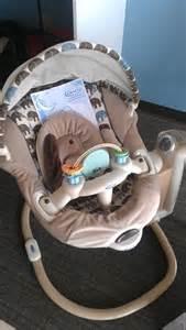 Baby Elephant Swing Graco Sweetpeace Swing Elephant Graco