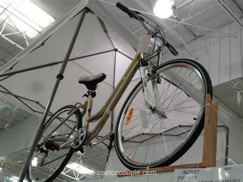 infinity twentyfour 7 bike costco infinity hybrid bike reviews bicycling and the