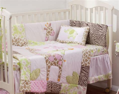 Pink Jungle Crib Bedding 4 Stunning Pink Safari Baby Crib Bedding Cot Set Rrp 250 00 Baby Crib Bedding Baby