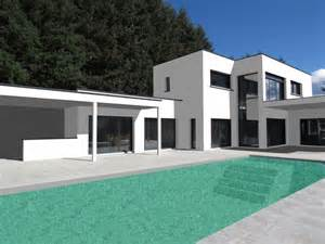 construction de maisons contemporaines villefranche rh 244 ne