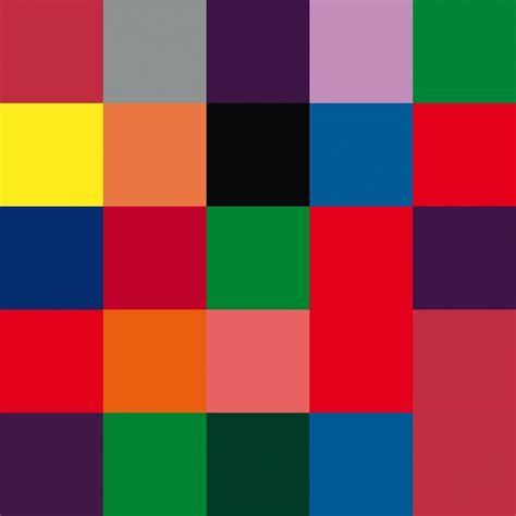 color with a 4900 colours 187 microsites 187 gerhard richter