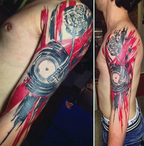 crazy tattoos for men 100 tattoos for manly designs with harmony
