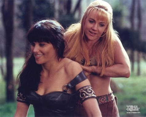 lucy lawless renee o connor fanfiction u re so fucking sexy xena warrior princess
