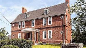 Oldest House In America by Solid As A Rock America S Oldest Brick House Has Been