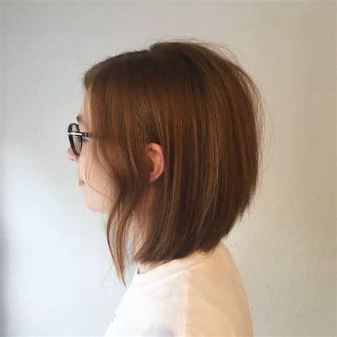 layered blunt cut bob 31 layered bob hairstyles so hot we want to try all of them