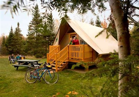 alberta tent and awning gotta try these parks canada introduces otentiks
