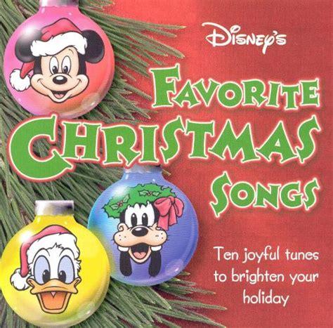 disney s favorite christmas songs disney songs