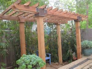 Pergola Post Supports by Landscaping Pergola At The End Of A Pool Ravenscourt